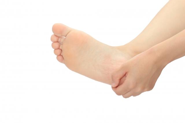 アキレス腱の痛み